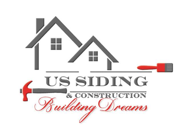 US Siding & Construction - Logo