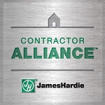 James Hardie Siding Contractor Alliance