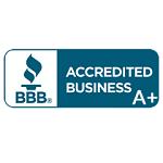 Accredited BBB Logo