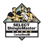 Select Shingle Master CertainTeed logo
