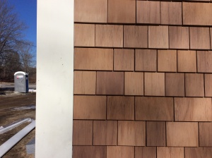Cedar Impressions Natural Wood in MA